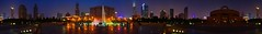 Shanghai - People's Square 360 degree night pano (cnmark) Tags: shanghai peoplessquare shanghaimuseum shanghaigovernment tomorrowsquare shimaoplaza shanghaiopera cityplanningexhibitionhall panorama china panoramic blue sky nacht nachtaufnahme noche nuit notte noite 中国 上海 人民广场 ©allrightsreserved