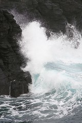 cliffs (tom.edwards1974) Tags: cliff sea ocean water shore coast shoreline seascape landscape color colour flinders mornington peninsula melbourne victoria australia winter wave spary cold rock