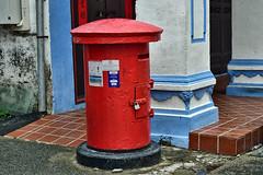 Post Box (chooyutshing) Tags: postbox posmalaysiaberhad kualaterengganu terengganu malaysia