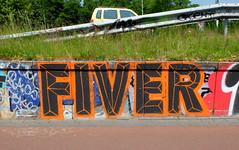 Graffiti (oerendhard1) Tags: urban streetart art graffiti eindhoven fiver berenkuil