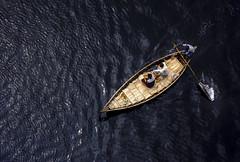 Untitled. (Jakir Hossain Rana) Tags: water river boat environment dhaka bangladesh boatman contaminate areialview riverofbangladesh