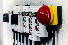 Am Drcker (-BigM-) Tags: plant water germany deutschland wasser technik technic baden fils klrwerk treatment bigm wrttemberg gppingen wastewater uhingen