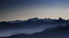 The Swiss Alps (Paul Sivyer) Tags: swissalps aiguilledetour trientplateau