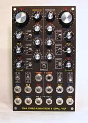Korgasmatron front (sduck409) Tags: analog filter motm modular synth synthesizer module vcf matrixsynth korgasmatron