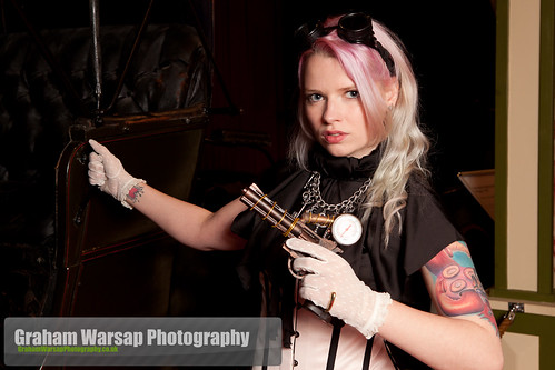 Steam Punk Shoot-8718