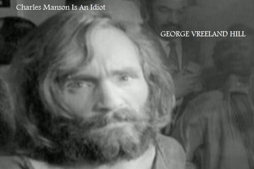 charles manson criminal theories Charles manson and the family: the application of sociological theories to multiple murder.