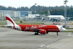 AirAsia Airbus A320-216