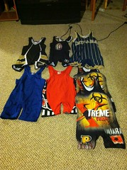 Singlets (iLineback182 BUY MY STUFF 5748075282) Tags: wrestling small large asics medium xxl trade bluechip singlets teamsinglets