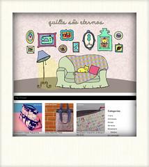 quilts are forever (priscilla • Qüi.Qüi) Tags: gato patchwork abajur ilustração sofá quadros quiltssãoeternos