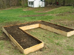 Raised Bed Garden (G.A.L.A.) Tags: gala rainbarrel compostbin solarclothesdryer 42412 amtp raisedgardenbed sustainaraiser