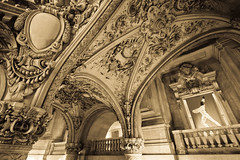 IMG_4412.jpg (BlueGiraffe42) Tags: fencing vaulted operahouse stucco opranationaldeparis