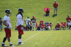 2012 Atlanta Falcons Minicamp - Day 3 (Atlanta_Falcons) Tags: stats fff minicamp jerrellharris 2012offseason atlminicamp atlminicampday3