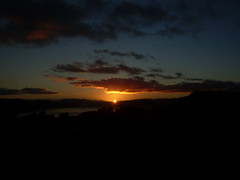 First Post-Winter-Solstice Sunrise (kattabrained) Tags: