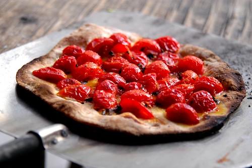 Mit italienske køkken - Pizza