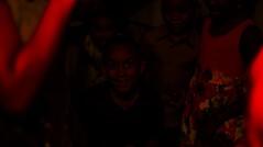 Estrella Oscura (MUTE...) Tags: red people house playing black dark children 50mm star nikon estrella oscura d90