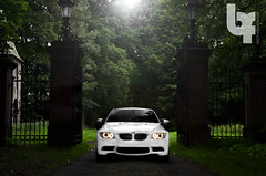 In Style (Bas Fransen Photography) Tags: white hot cars car amazing cool awesome fast automotive bmw m3 carphotography coolcar bmwm3 e92 worldcars bmwm3e92