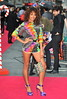 Jade Ewen UK premiere of Katy Perry Part of Me - Arrivals London, England
