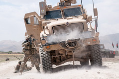 Firefight (The U.S. Army) Tags: afghanistan c patrol rcp ghazni 1504pir muqor