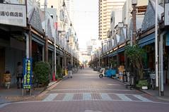 Tsukishima, Tokyo (James Kemlo (Junpei Hayakawa)) Tags: streets japan restaurants shops stores tsukishima monjayaki  jameskemlo junpeihayakawa tokyo