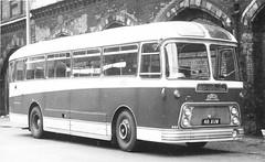 Kings Cross Viscount. (steve vallance coach and bus) Tags: willowbrook aecreliance birchbros 46auw
