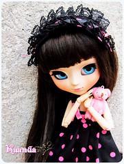 Kazumi...un adelanto se lo que viene en Kaanda.cl (KaandaMoon) Tags: dolls lolita boutique pullip pullips muecas kekas ddalgi dressdoll clothesdoll kaanda
