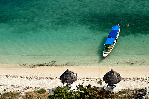 Rutong Island, Riung, Flores, Indonesia.