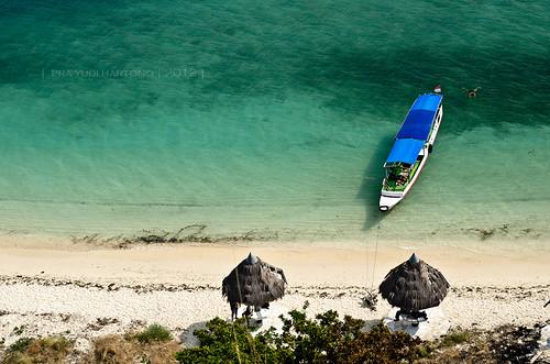 Rutong Island, Riung, Flores, Indonesia.