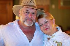 Pauline et Pierre au 50ime anniversaire de mariage de Claire et Rjean (Pierre thier) Tags: femme amour visage paix fminit d300s nikond3oos paulinethier