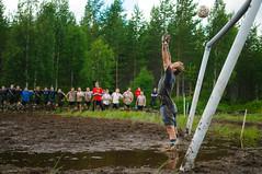 Anu Meininki - Amiraalit 0-0 rp 0-1 (heikkipekka) Tags: finland football soccer swamp anu jalkapallo suo swampsoccer hyrynsalmi suopotkupallo anumeininki