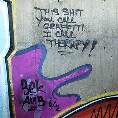 THIS SHIT YOU CALL GRAFFITI I CALL THERAPY! (Chasing Paint) Tags: seoul aub 3ek uploaded:by=instagram