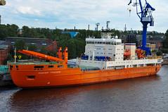 AKADEMIK TRYOSHNIKOV (LeHavreShips) Tags: eisbrecher jnmurtaja ijsbreker briseglace  isbryder isbrytare  isbryter