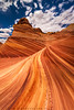 Swirling Sandstone - The Wave, Coyote Buttes North, Arizona (Jim Patterson Photography) Tags: arizona nature lines landscape sandstone desert patterns textures formations thewave otherworldly striations pariacanyon vermillioncliffs coyotebuttesnorth jimpattersonphotography jimpattersonphotographycom seatosummitworkshops seatosummitworkshopscom