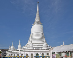 Wat Prayurawongsawat Maha Chedi (DTHB1199) วัดประยุรวงศาวาสพระมหเจดีย์