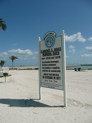 Clarence s higgs memorial beach - Key west (**johnwillis**) Tags: west key florida keywest floridakeys thefloridakeys keywestbeach