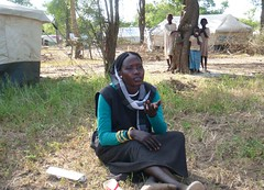 UNHCR News Story: A teacher and survivor happy to help her community in South Sudan (UNHCR) Tags: africa camp woman news children tents community education women southsudan refugees sudan tent teacher help aid health exile shelter jam information protection assistance registration unhcr ngo baw newsstory refugeecamp newarrivals sudaneserefugees primaryeducation receptioncentre bluenilestate unrefugeeagency uppernilestate unitednationshighcommissionerforrefugees jamamcamp gendrassarefugeecamp