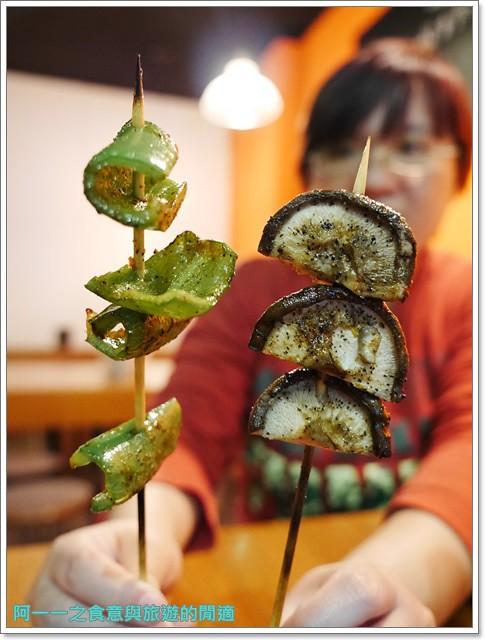 捷運善導寺站美食柒串燒屋平價烤肉酒聚餐image026