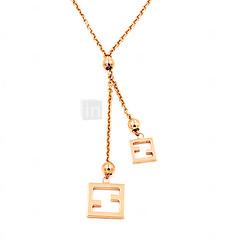 ожерелье сплава женской моды