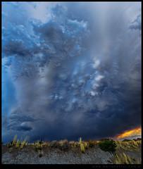 La belleza de la tormenta