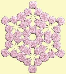 6 Tori / 6つの輪環 (TANAKA Juuyoh (田中十洋)) Tags: torus 輪環 りんかん ドーナツ どーなつ mathematica 3d cg parametricplot3d texture code program algorithm abstruct graphic design pattern structure mapping figure プログラム コード アルゴリズム テクスチャ マッピング 模様 もよう 抽象 ちゅうしょう アブストラクト グラフィック グラフィクス パターン デザイン 意匠 いしょう 構造 こうぞう 図形 ずけい symmetry 対称性 たいしょうせい シンメトリー 対称 たいしょう マセマティカ