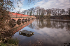 Carr Mill (juliereynoldsphotography) Tags: bridge reflections sthelens juliereynolds carrmilldamn juliereynoldsphotographycouk