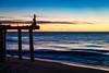 Ocean Grove Pier (ajdimauro) Tags: ocean sky beach colors sunrise coast pier puppet shore oceangrove oceangrovenj