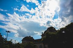 21 (mttscz) Tags: trees art clouds buildings skyscape nikon cloudy dslr nouveau hdr 18105mm d7100