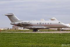 VistaJet --- Bombardier BD-100 Challenger 350 --- 9H-VCG (Drinu C) Tags: plane aircraft aviation sony 350 dsc challenger mla bombardier bizjet privatejet bd100 lmml vistajet hx100v adrianciliaphotography 9hvcg