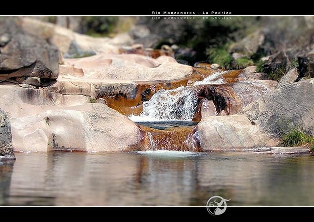 Rio Manzanares - La Pedriza