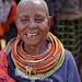 Samburu tribe woman.
