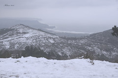 Mar y nieve (Kilmar2010) Tags: schnee winter snow nieve asturias invierno bergen asturies priincipadodeasturias montamountain