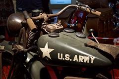 US Army Indian Motorcycle (Shane Hebzynski) Tags: classic festival vintage thailand army us unitedstates bangkok indian motorbike motorcycle 2015