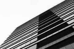 High (Matas Petronis) Tags: bw white black building monochrome architecture minimalistic abstact
