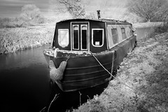 Reach Lode (broadland) Tags: infrared reach barge cambrideshire lodefen