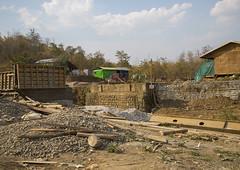 Bridge Construction, Mindat, Myanmar (Eric Lafforgue) Tags: road bridge horizontal rural landscape photography countryside site construction asia day mud earth burma nobody nopeople unfinished environment myanmar copyspace fullframe birmanie traveldestinations ミャンマー birmania mianmar 缅甸 בורמה mindat 緬甸 미얀마 barma chinstate ビルマ mianmá พม่า 버마 μυανμάρ мьянма βιρμανία birmanya бурма мианмар мјанмар mjanmar mjanmarsko биpмa burma1170